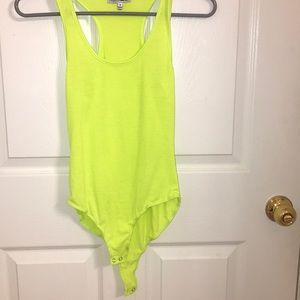 Neon Body Suit
